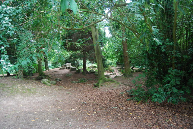 The Rockery, Earlham Park