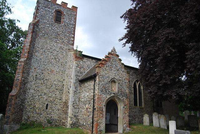St Mary's Church, Earlham