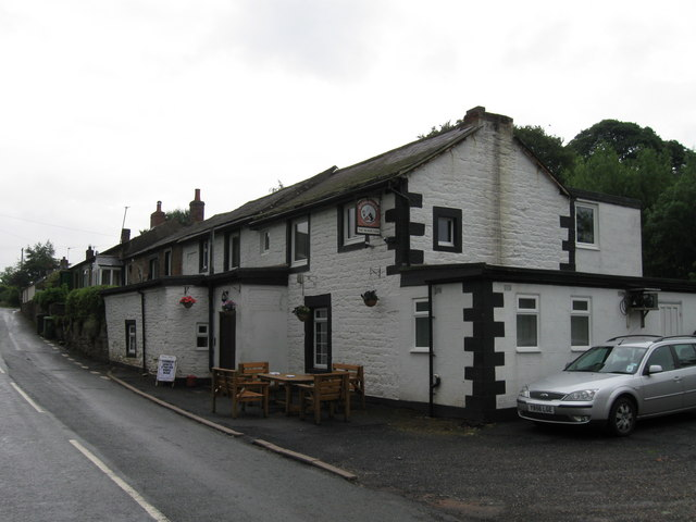 The Black Lion, Hethersgill
