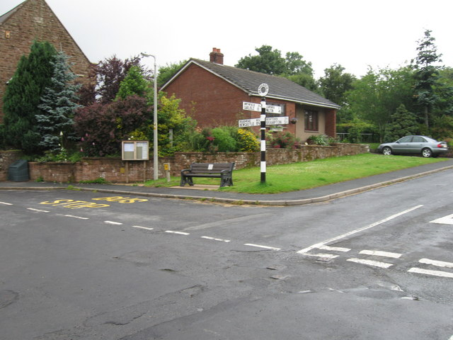Crossroads at Hethersgill