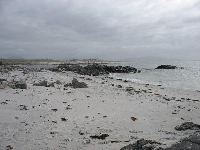 Pabbay shore