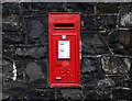 J4780 : Postbox, Bangor by Rossographer