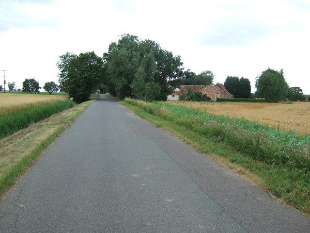 School Road, Tilney St Lawrence