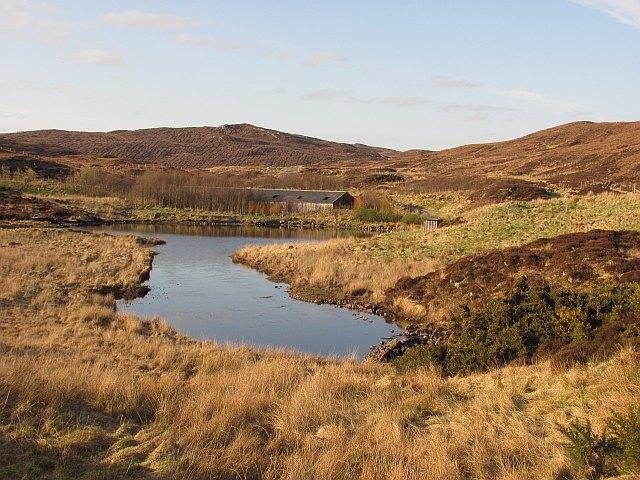 Loch Eisgein