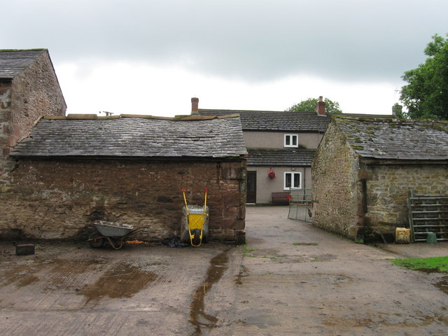 White Close Farm, Cumbria