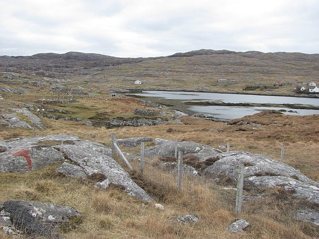 Head of Loch Stocanais