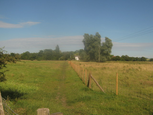 Footpath to Seaton Mill