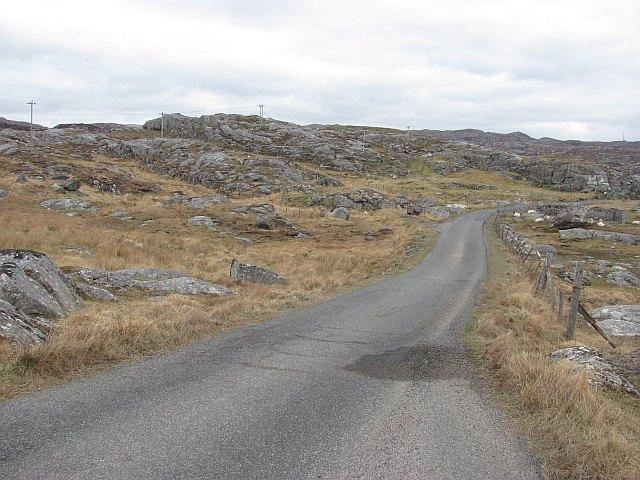 Golden Road, Àird Mhìghe