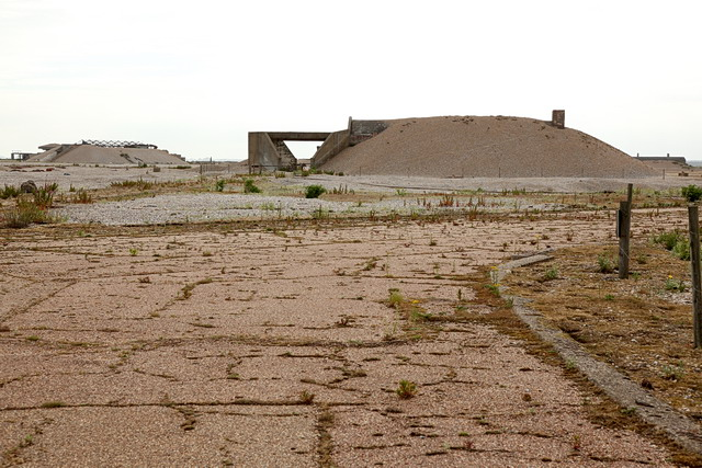 Derelict Former AWRE Test Labs, Orford Ness