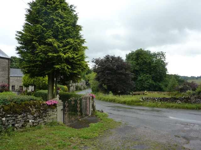 Garden at Coplow Dale