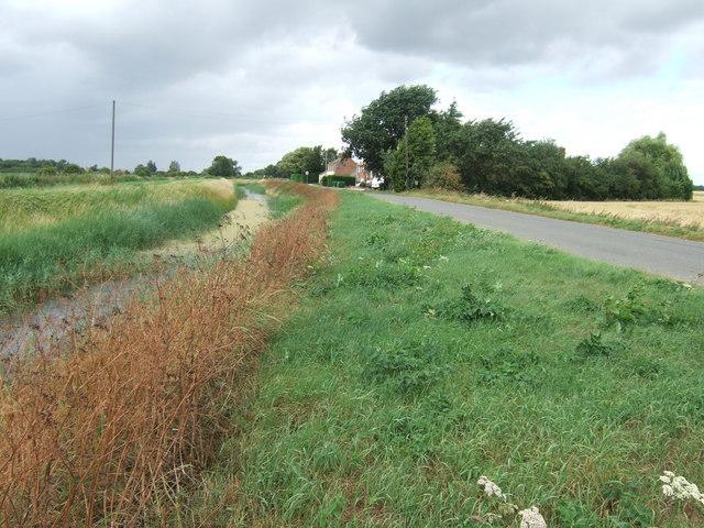 Low Road, Tilney Fen End