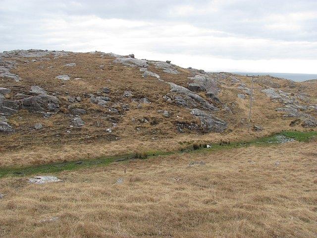 Rough grazing, Àird Shleibhe