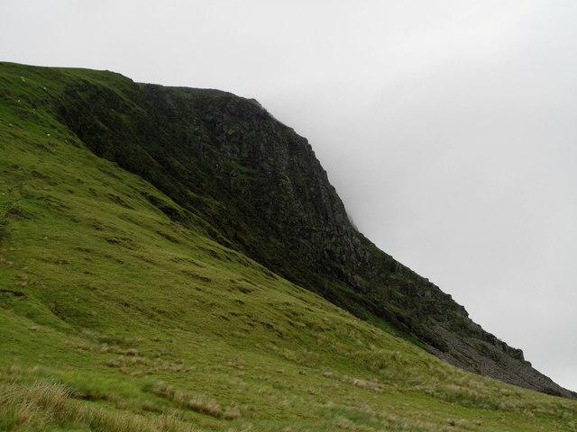 Nantlle Ridge: Y Garn