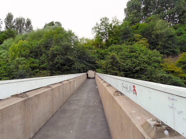 Hatton Street Footbridge