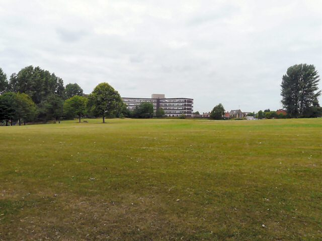 Heaton Norris Recreation Ground