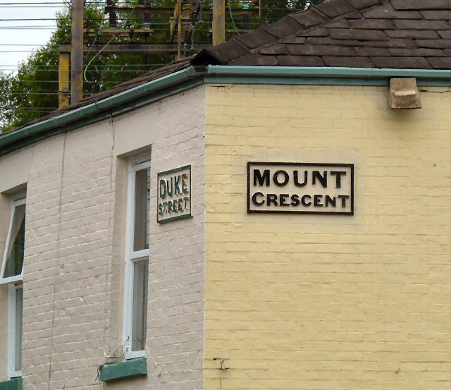 Mount Crescent & Duke Street