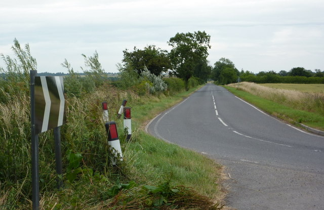 Road to Clayworth