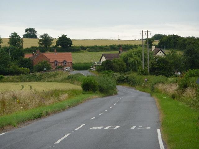 Road to Hayton