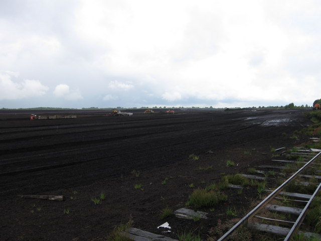 Peat extraction, Bolton fell
