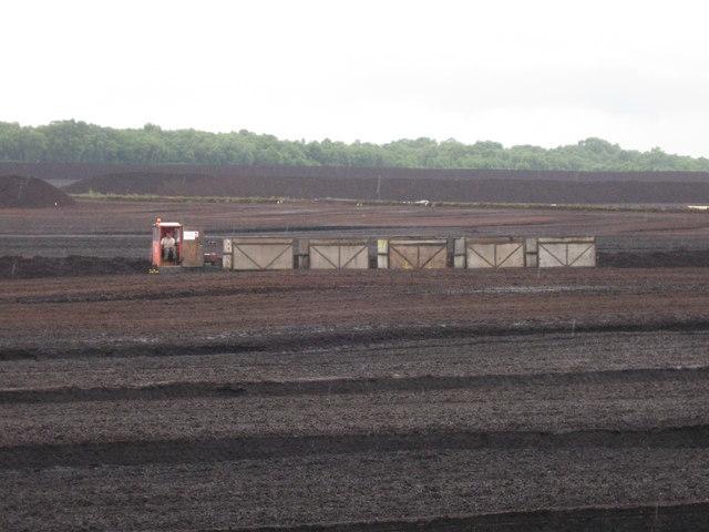 Peat Train, Bolton Fell