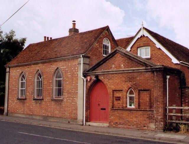 Brockenhurst Baptist Chapel