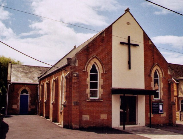Brockenhurst Methodist Church