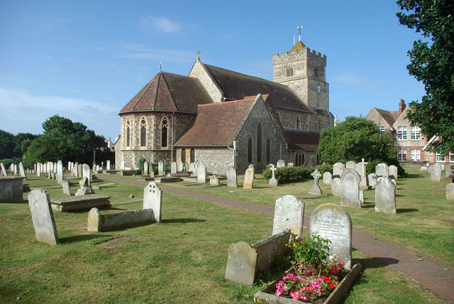 St Leonard's Church, Seaford
