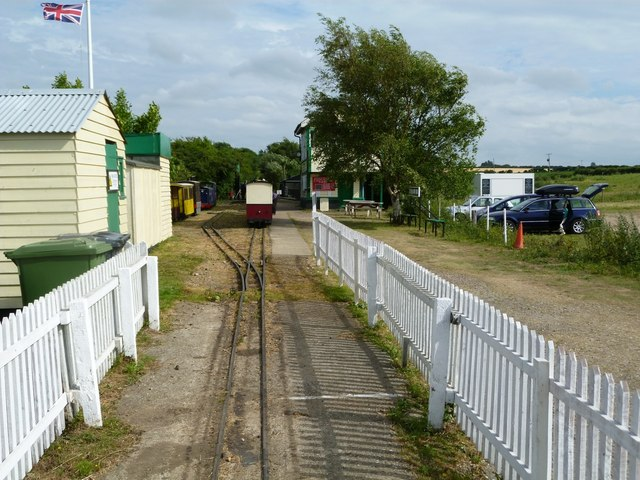 Wells Station (Wells and Walsingham Light Railway)