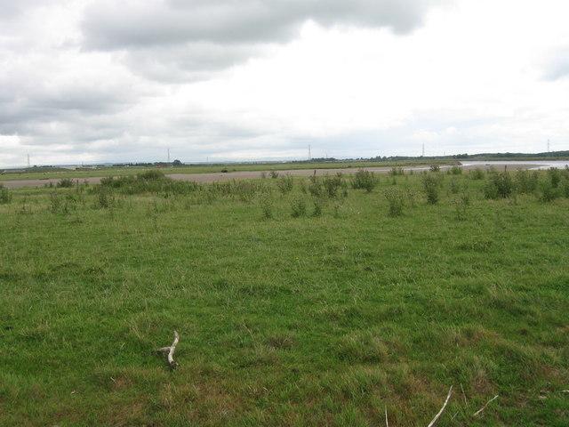 River Esk from Rockcliffe Marsh