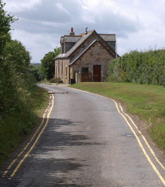 Cottage, Trebarber
