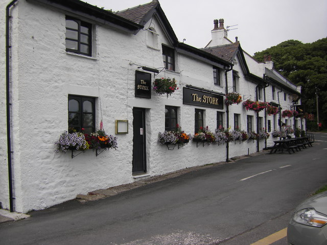 The Stork, Conder Green