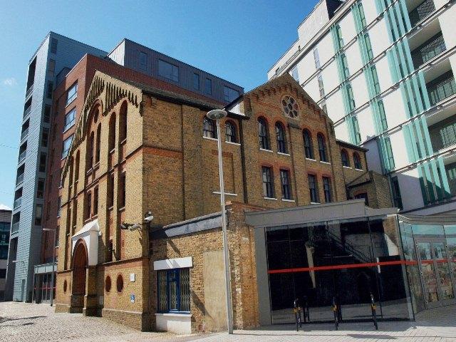 National Opera Studios in Chapel Yard, Wandsworth