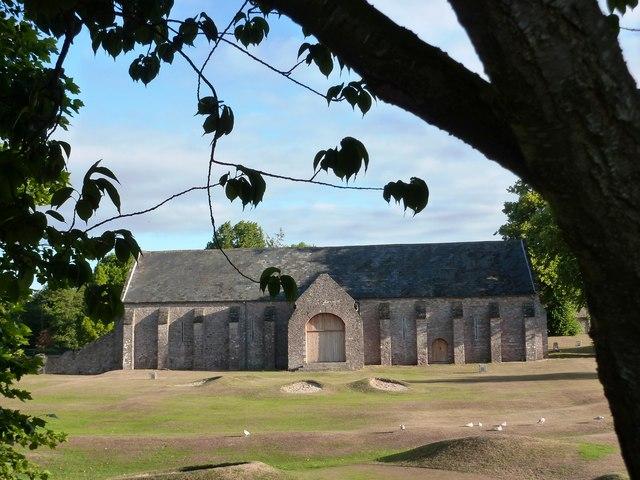 Spanish Barn, Torre Abbey, Torquay