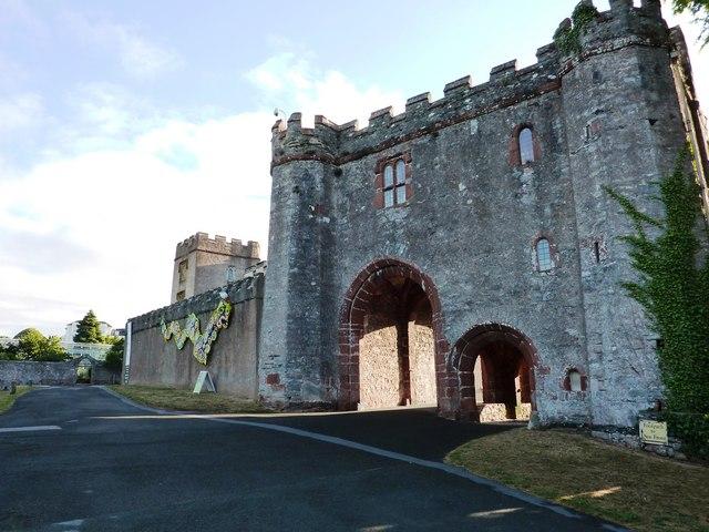 Torre Abbey, Torquay