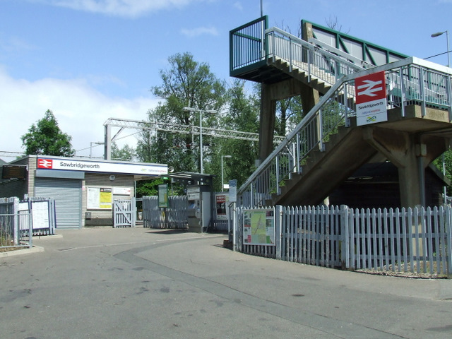 Sawbridgeworth railway station