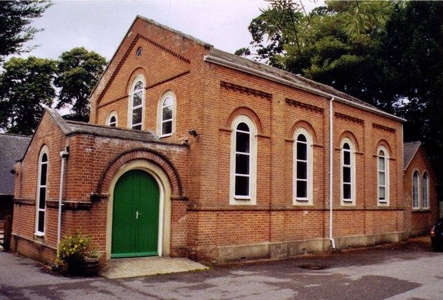 Lyndhurst Ebenezer Baptist Chapel