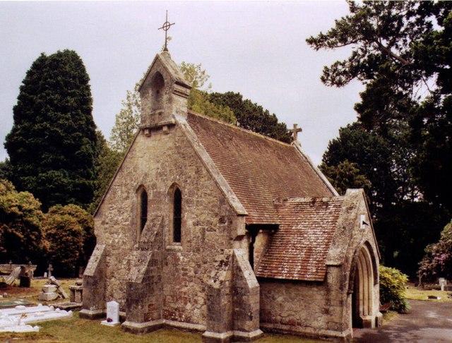 Lyndhurst Cemetery Chapel