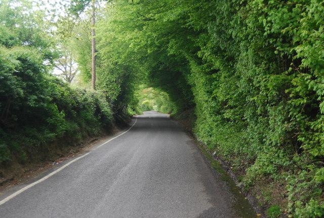 Cinder Lane: south