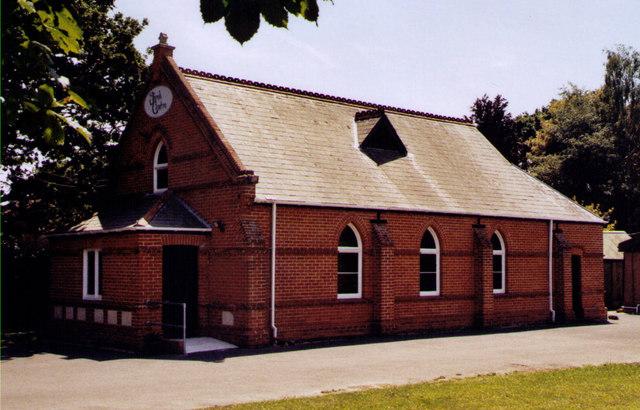 Tiptoe Jireh Baptist Chapel
