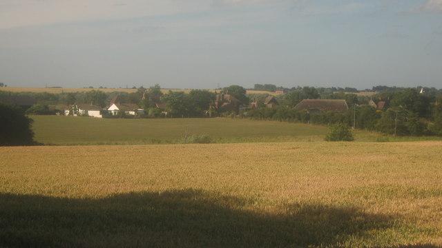 View of Stodmarsh