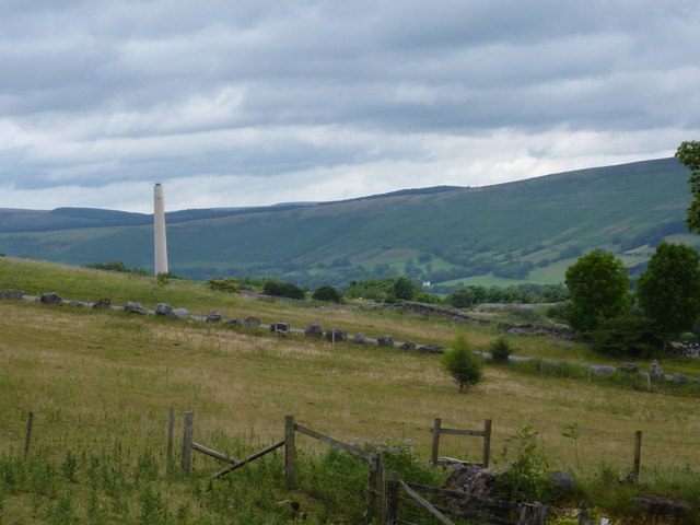 A view from Smalldale Head
