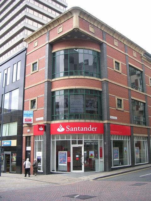 Santander - Albion Street