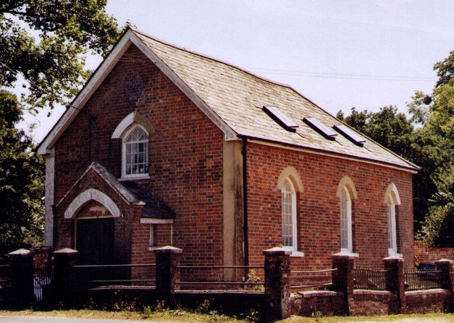 Wootton Methodist Chapel