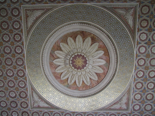 Ceiling, St Lawrence Church