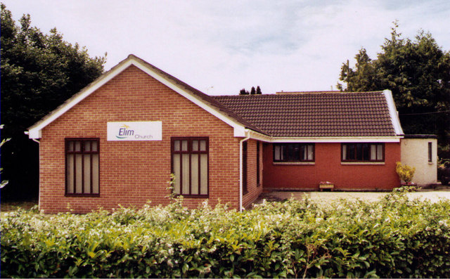 West Wellow Elim Pentecostal Church
