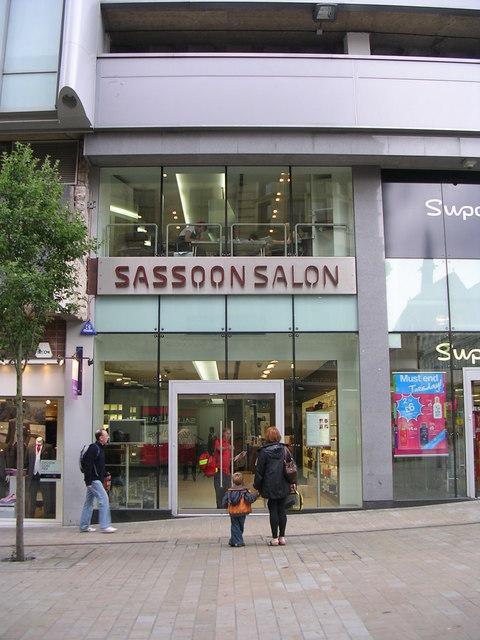 Sassoon Salon - Albion Street