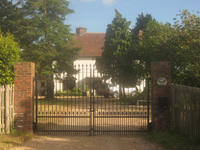 Elridge Hill House