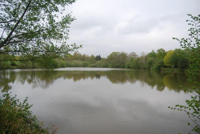 An old Hammer pond