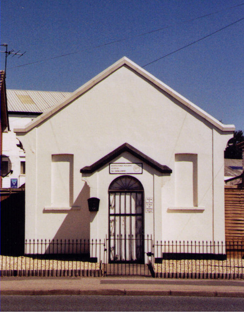 Worting Towns End Congregational Chapel