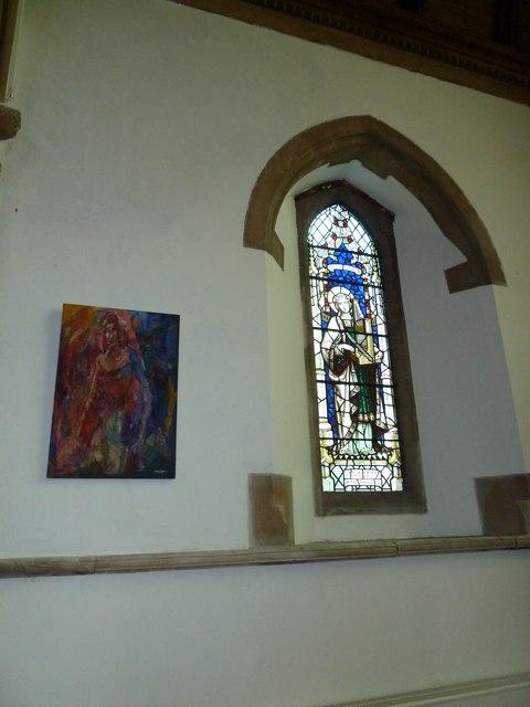 Inside St John's, Hythe (11)